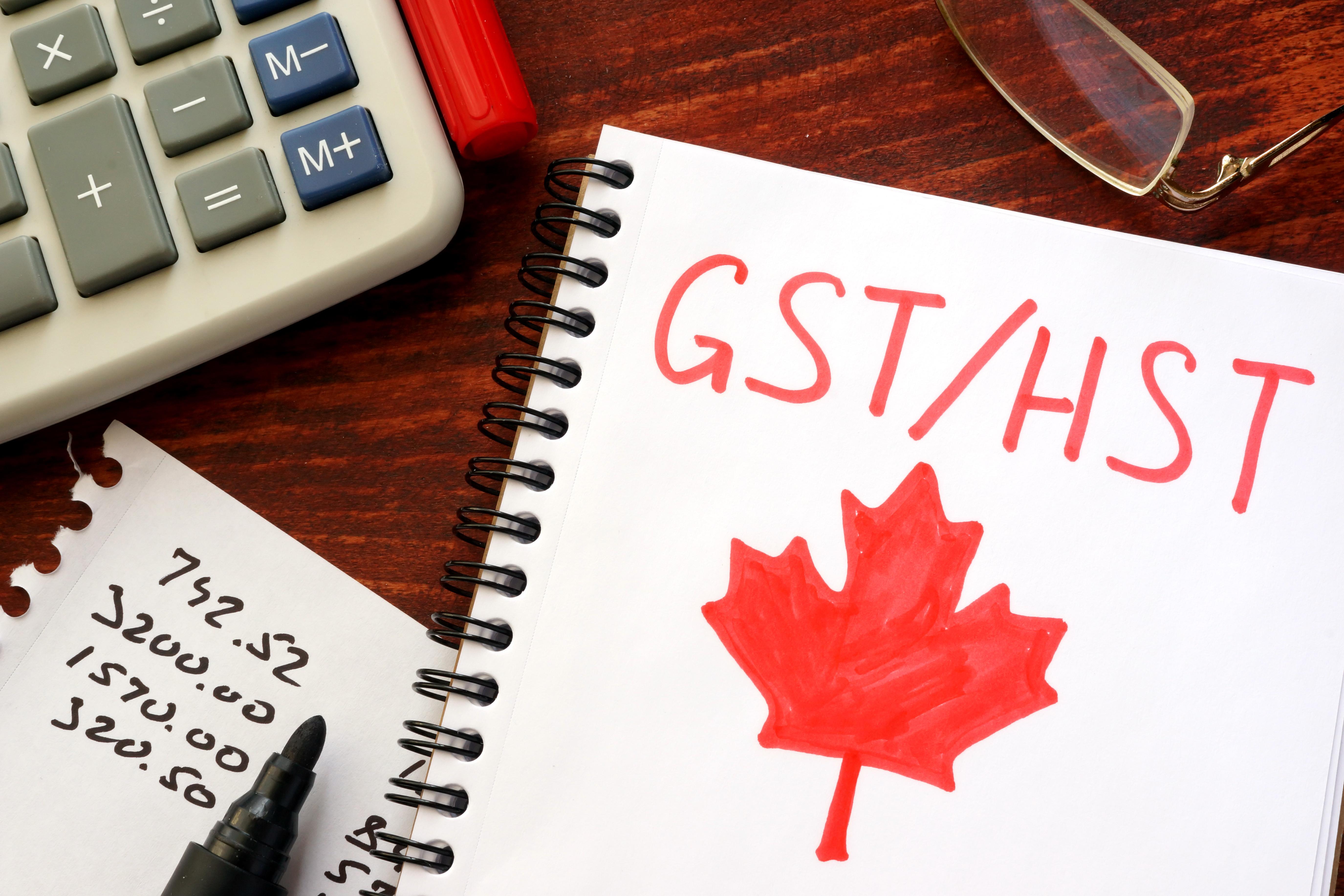GST/HST Return Filing Service Toronto